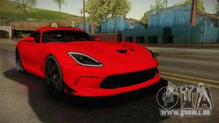 Dodge Viper ACR für GTA San Andreas
