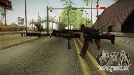 Battlefield 4 - AK-12 für GTA San Andreas