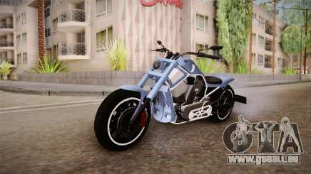 GTA 5 Western Nightblade für GTA San Andreas