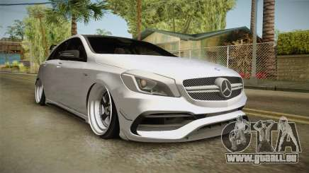 Mercedes-Benz A45 AMG 4Matic 2016 pour GTA San Andreas