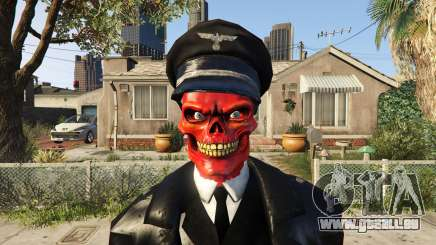 The Red Skull pour GTA 5
