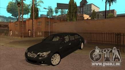 BMW M5 Limousine für GTA San Andreas