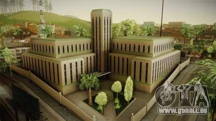 Hospital_Lae 4K pour GTA San Andreas