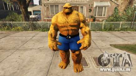 The Thing Pants pour GTA 5