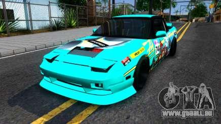 Nissan 200SX Pickup für GTA San Andreas