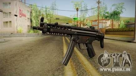 MP-5 v1 pour GTA San Andreas