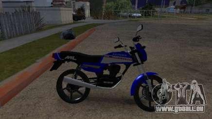 Honda ML-125 für GTA San Andreas
