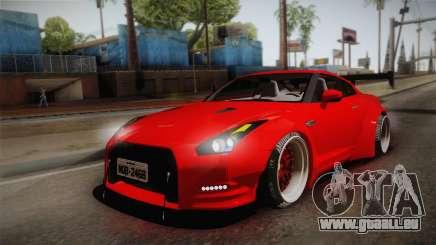 Nissan GT-R SR PRO pour GTA San Andreas