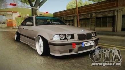 BMW 3 Series E36 ORDER für GTA San Andreas