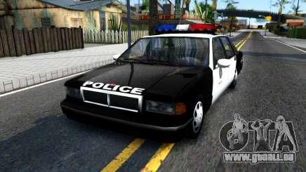 Declasse Premier LSPD pour GTA San Andreas