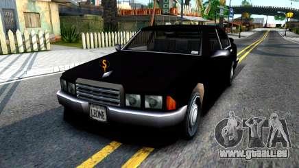 Sentinel Mafia From GTA 3 für GTA San Andreas