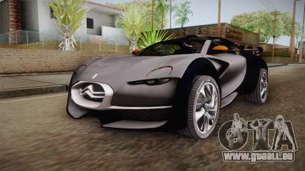 Citroën Survolt pour GTA San Andreas