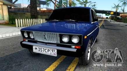VAZ 2106 V2 für GTA San Andreas