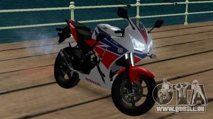 Honda CBR300R V.1 pour GTA San Andreas