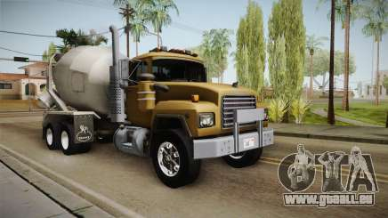 Mack RD690 Cement 1992 v1.0 pour GTA San Andreas