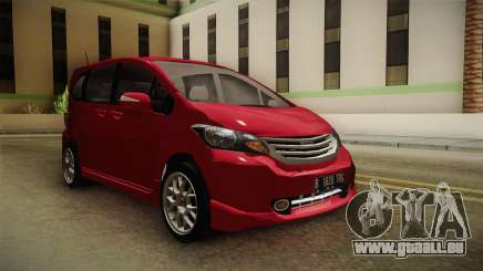 Honda Freed 2014 pour GTA San Andreas