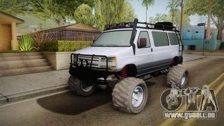 Bravado Rumpo Custom pour GTA San Andreas