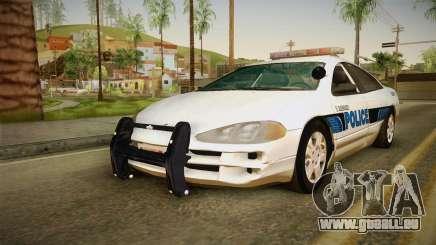Dodge Intrepid 2001 El Quebrados Police pour GTA San Andreas