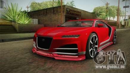 GTA 5 Truffade Nero IVF pour GTA San Andreas