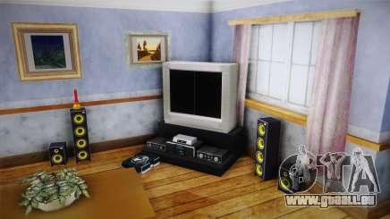 Entertainment System pour GTA San Andreas