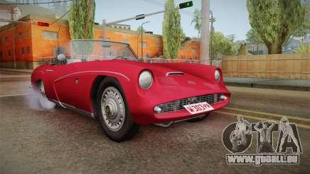 FSO Syrena Sport 2.0 1960 pour GTA San Andreas