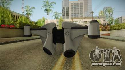 The Sims 3 DLC Into The Future - Secord X-7 pour GTA San Andreas