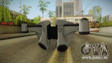 The Sims 3 DLC Into The Future - Secord X-7 für GTA San Andreas