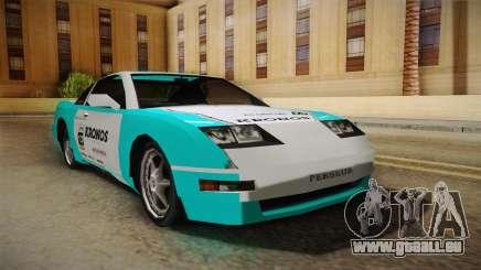 ETR1 EuR0S Blue pour GTA San Andreas