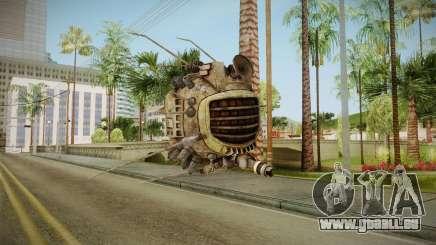 Fallout New Vegas - ED-E v2 pour GTA San Andreas