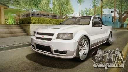 GTA 5 Vapid Contender 4 (5) IVF für GTA San Andreas