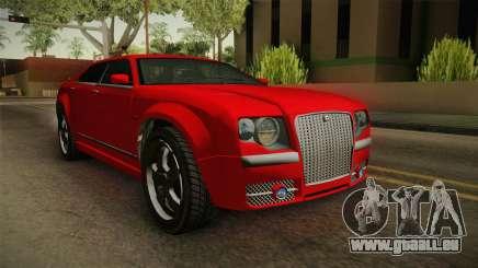 GTA 4 Schyster PMP600 pour GTA San Andreas