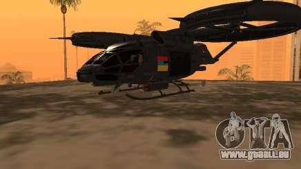 SA-2 Samson Armenian pour GTA San Andreas