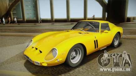 Ferrari 250 GTO (Series I) 1962 IVF PJ1 für GTA San Andreas