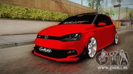 Volkswagen Polo Maskot pour GTA San Andreas