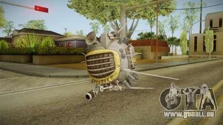 Fallout New Vegas - ED-E v3 pour GTA San Andreas