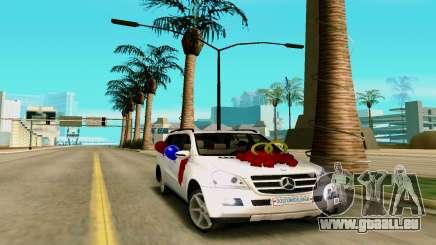 Mercedes-Benz GL pour GTA San Andreas
