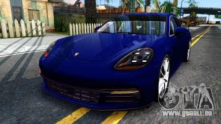 Porsche Panamera 4S 2017 v 3.0 pour GTA San Andreas