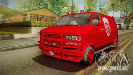GTA 5 Declasse Burrito Lost MC pour GTA San Andreas