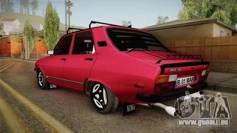Dacia 1310 TX 1985 für GTA San Andreas linke Ansicht