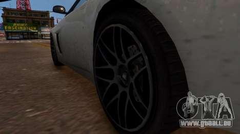 Ocelot Lynx für GTA 4 Rückansicht