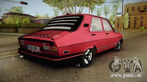 Dacia 1310 GPL für GTA San Andreas linke Ansicht