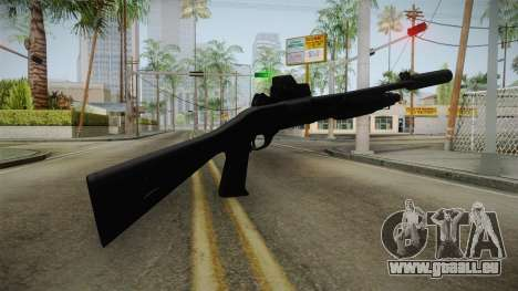 M3 Super 90 für GTA San Andreas zweiten Screenshot