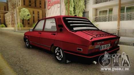 Dacia 1310 GPL für GTA San Andreas zurück linke Ansicht