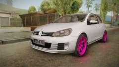 Volkswagen Golf Mk6 GTI