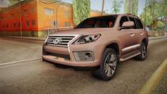 Lexus LX 570 Final Version