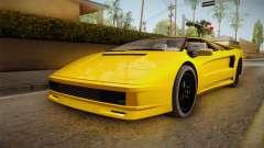 GTA 5 Pegassi Infernus Classic Cabrio