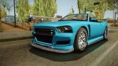 GTA 5 Bravado Buffalo 2-doors Cabrio