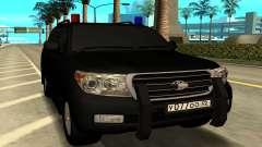 Toyota LC 200 ФСБ für GTA San Andreas