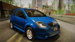 Citroen C2 VTR Tunable