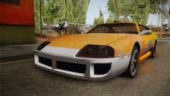 Jester PJ Old Supra F&F für GTA San Andreas